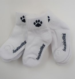 SunshineWear Sunshine Paw Socks 6-pk.
