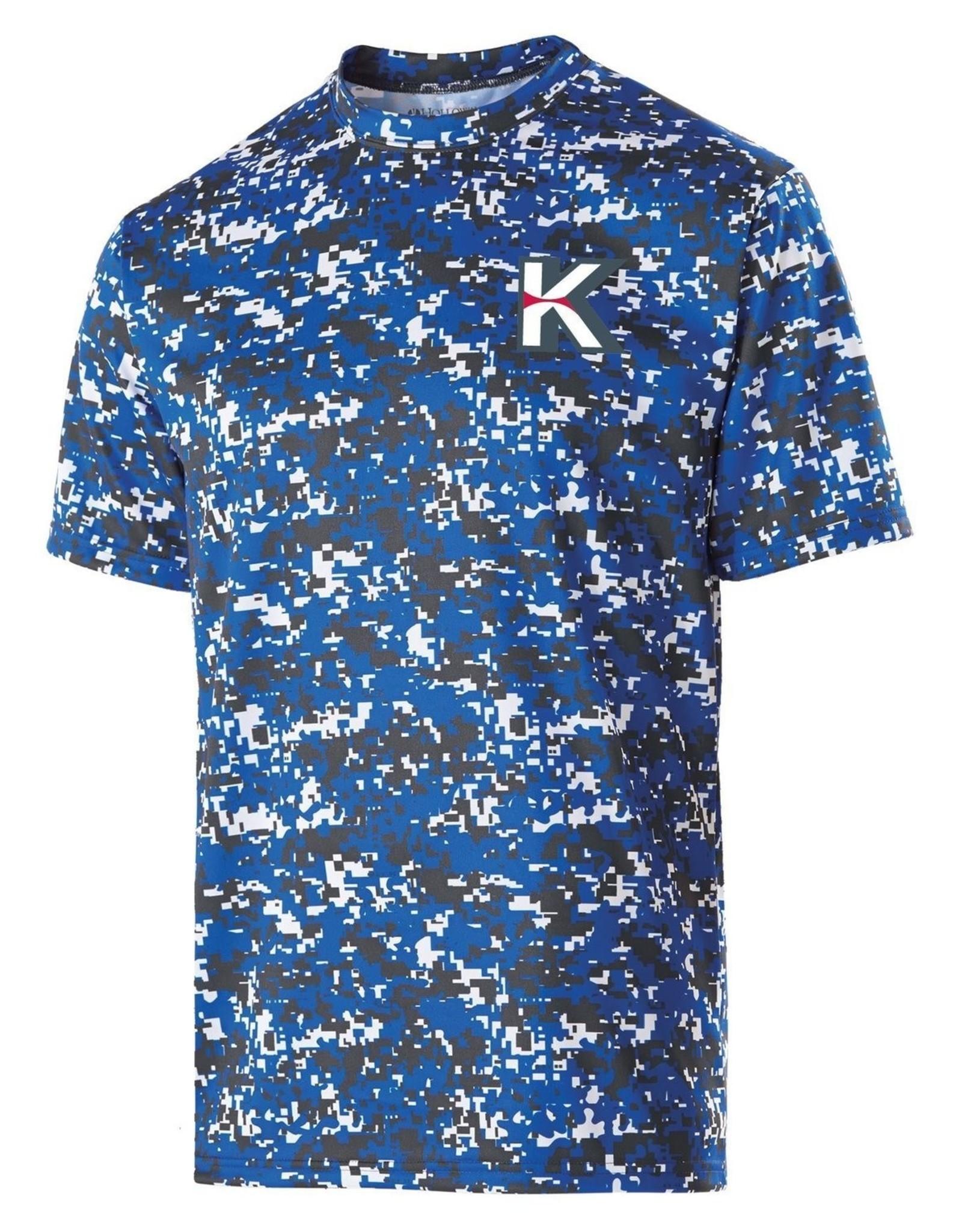 Holloway Digi Camo PE Shirt