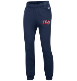 Champion Champion Youth Powerblend Joggers - Heather Navy