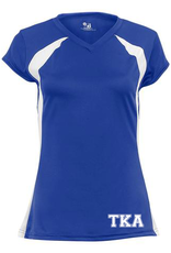 Alston's Embroidery HS Ladies PE Top - Discontinued