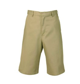 School Apparel Shorts - Mens - Long