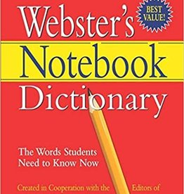Barnes & Noble Webster's Notebook Dictionary