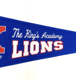 Winning Streak TKA Traditions Felt Pennant