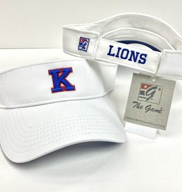 The Game The Game Performance Visor - White