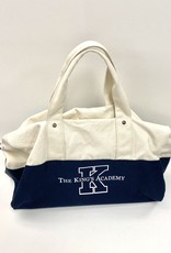 Carolina Sewn Rally Cotton Duffle Bag