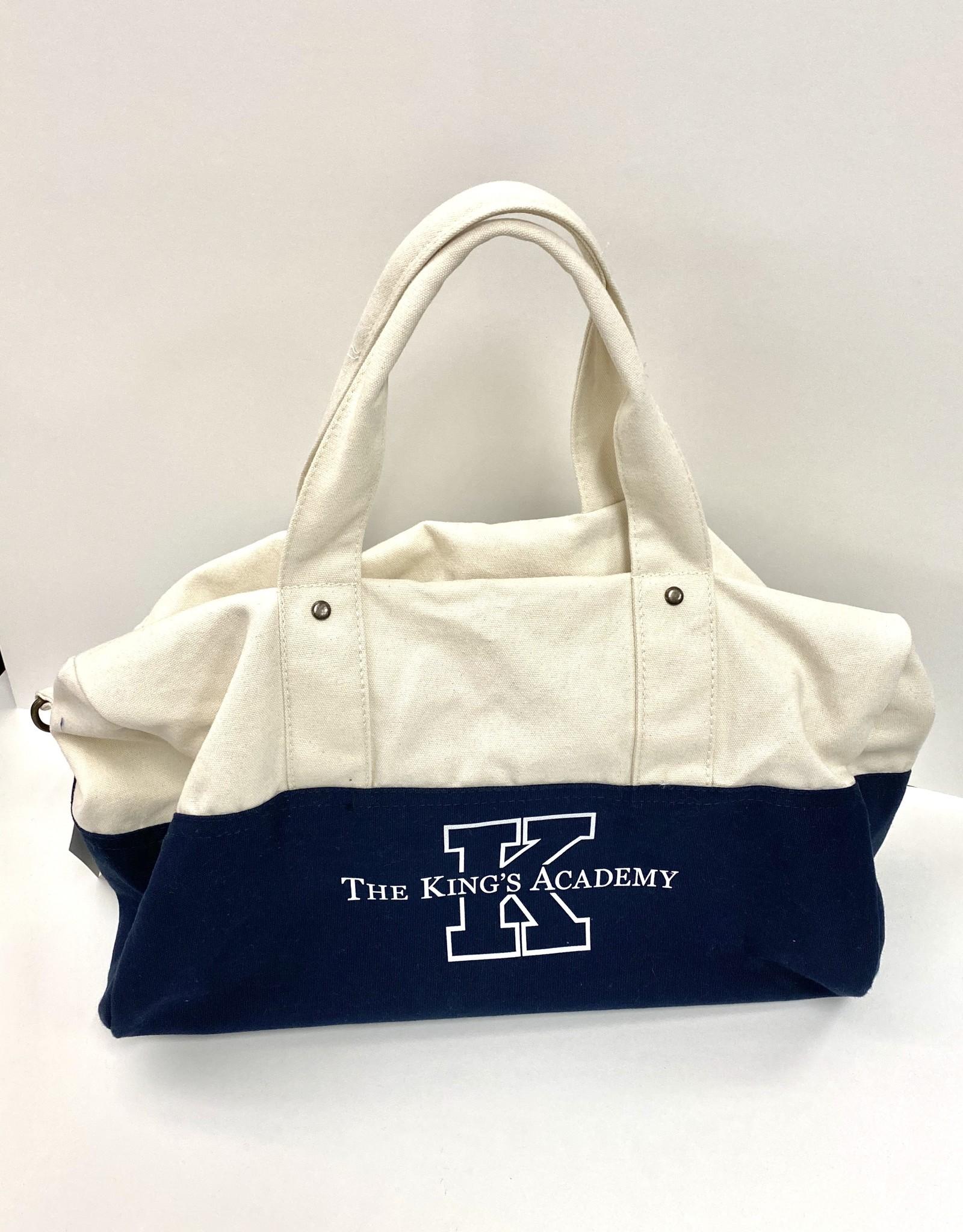 Carolina Sewn Rally Cotton Duffle Bag