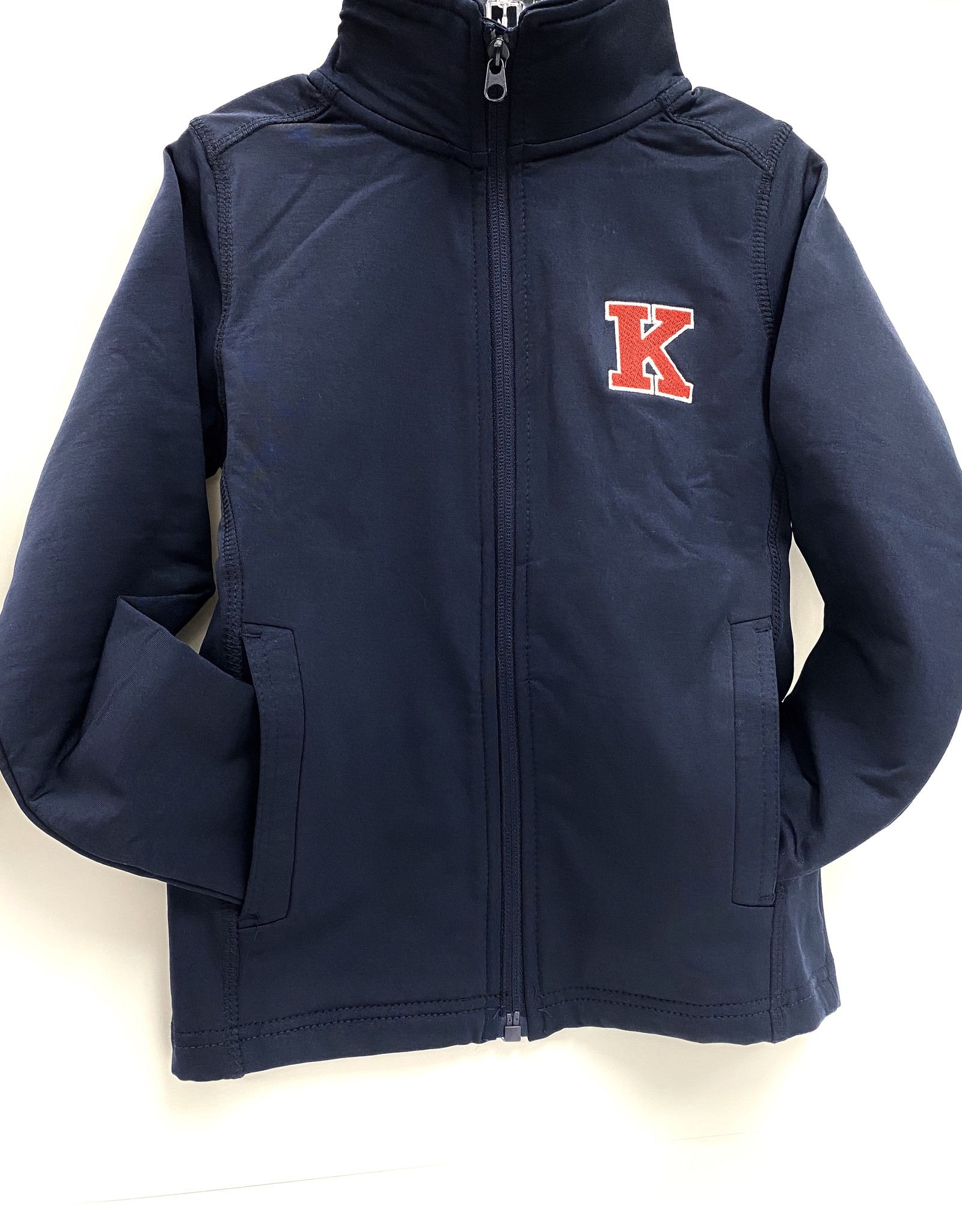 Elderwear Navy Performance Jacket