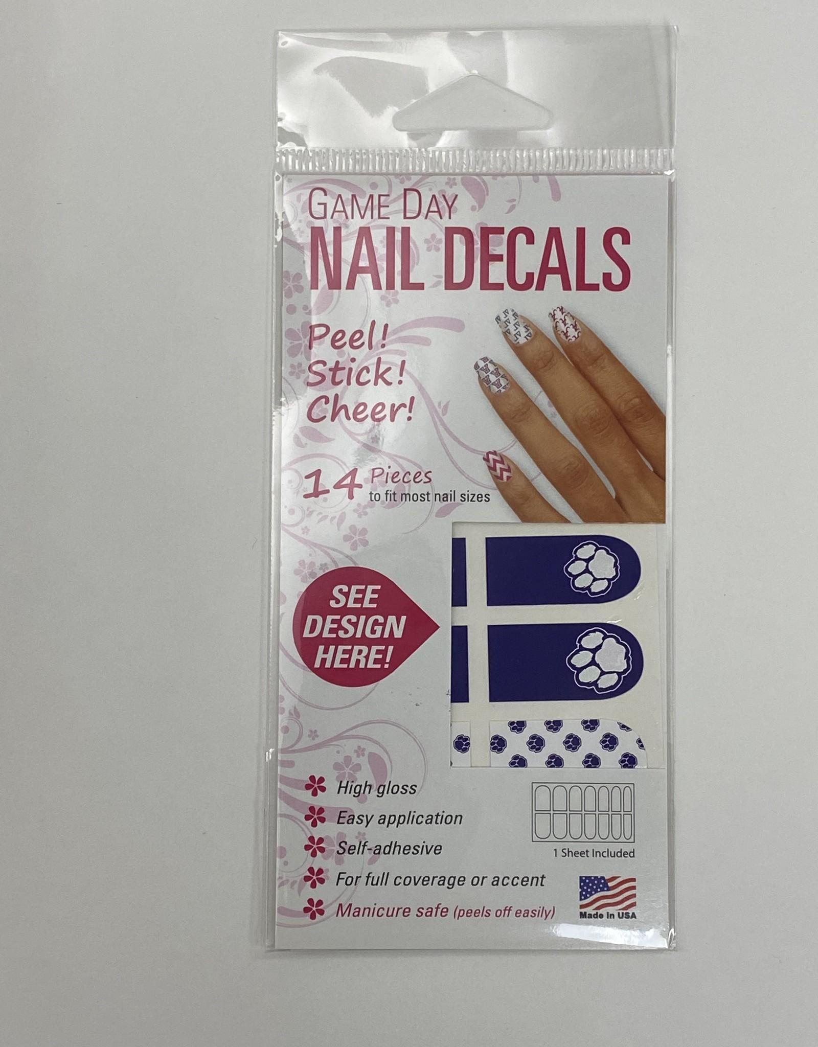 Eyeblack Nail Decals