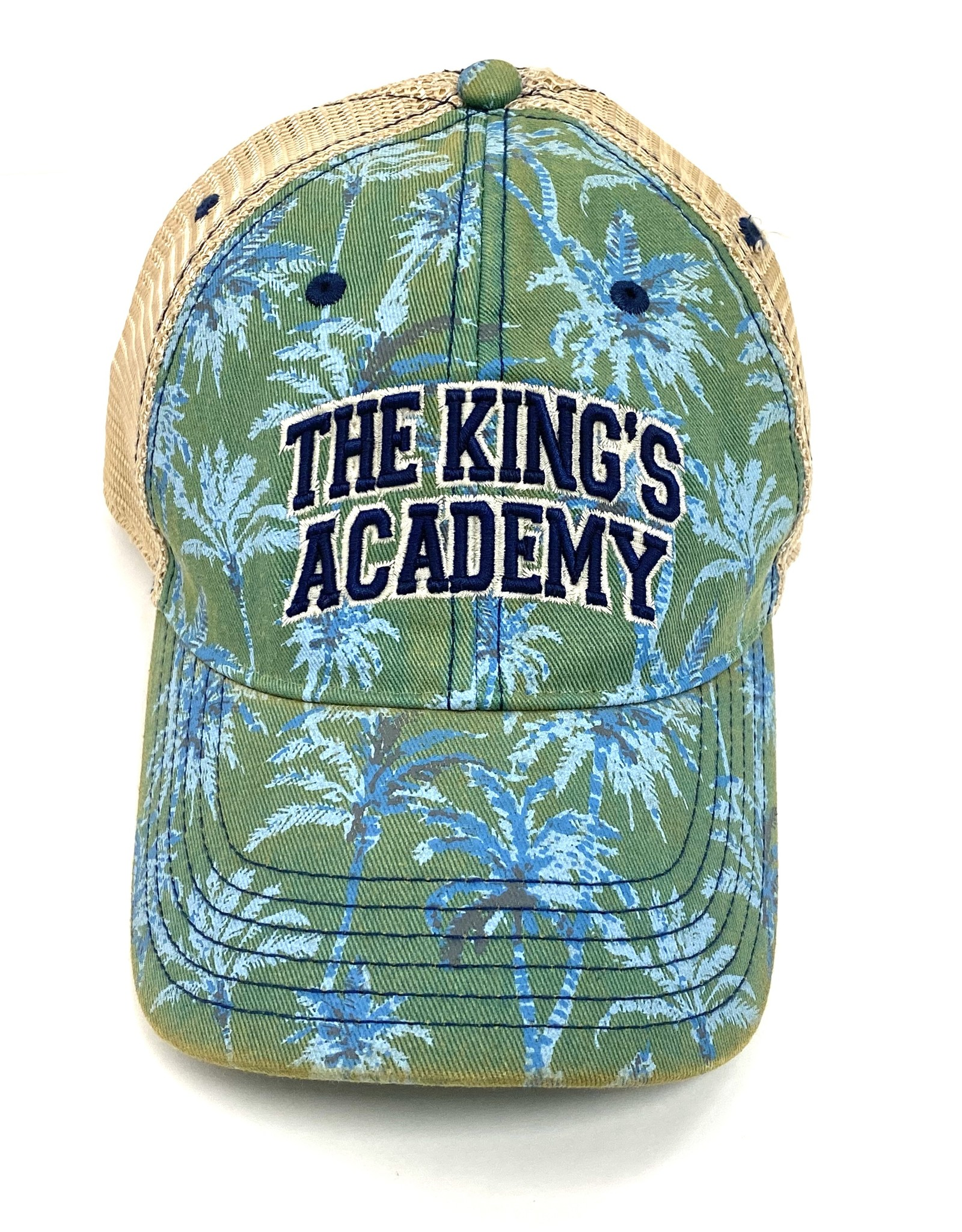 Legacy Legacy Old Favorite Trucker - Palm Trees