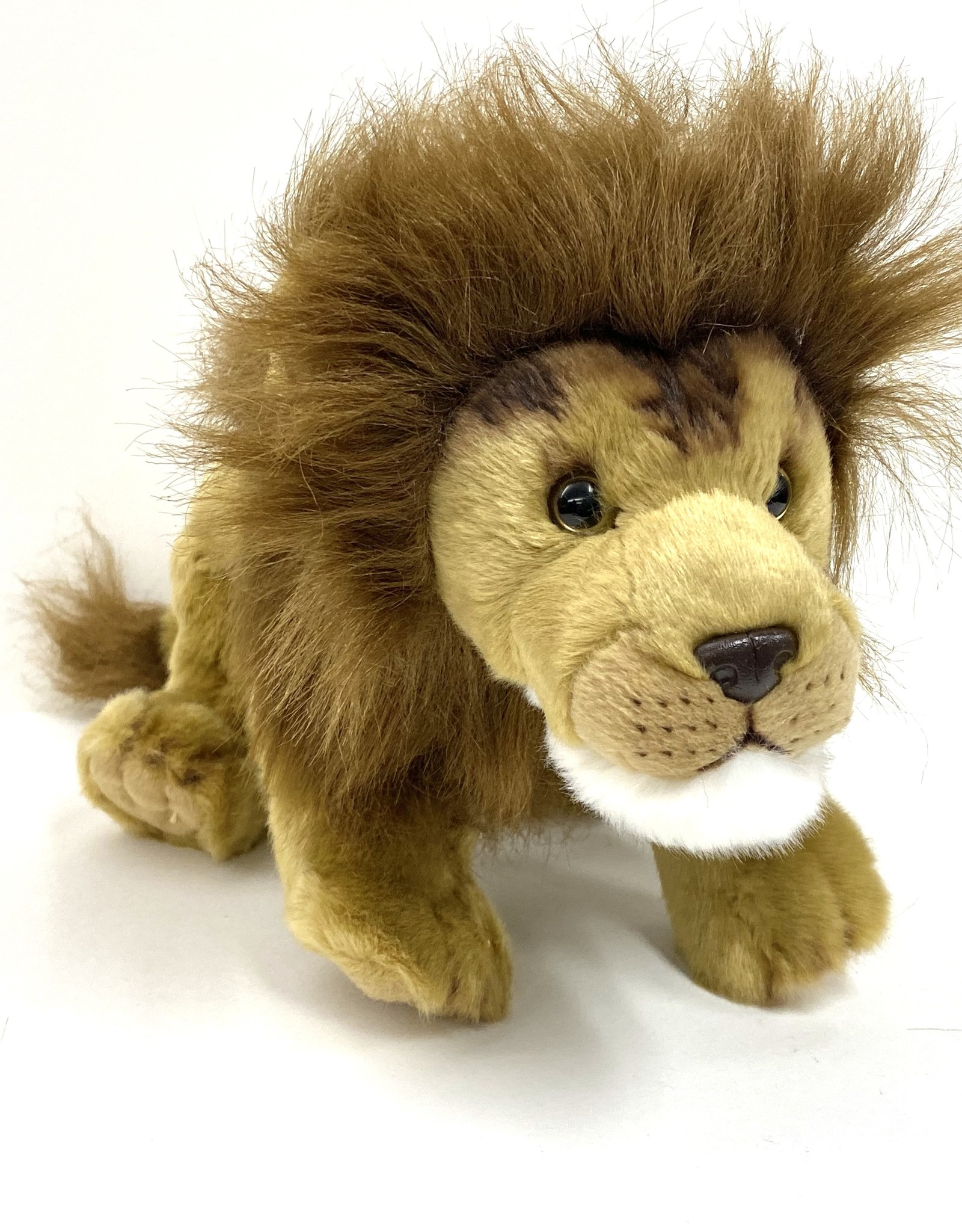 Demdaco Large Plush Lion - Demdaco