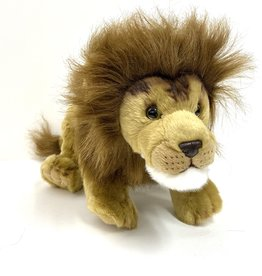 Demdaco Large Plush Lion