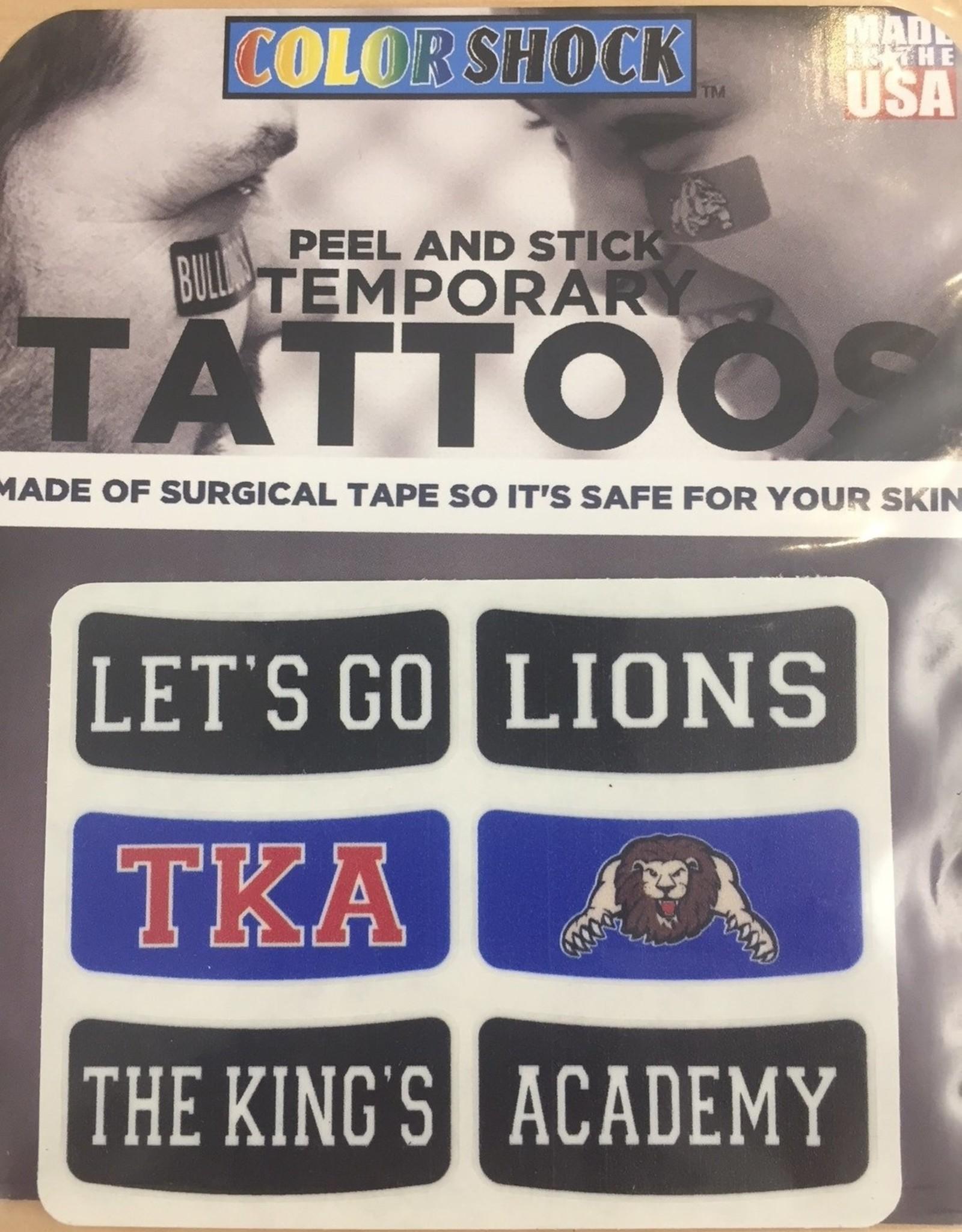 CDI Eyeblack Tattoos 3-pack
