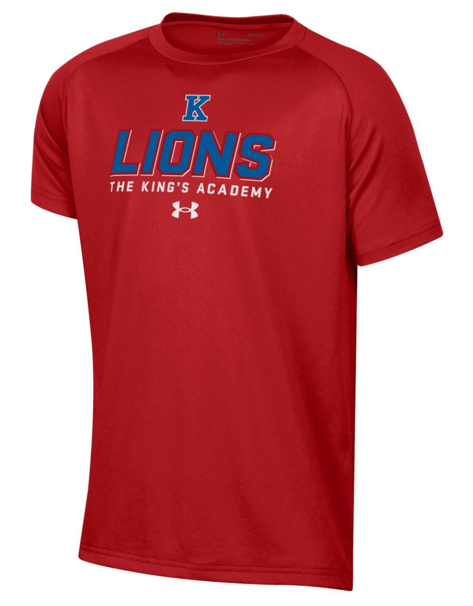Under Armour Under Armour Boys Tech SS Tee - Flawless Red