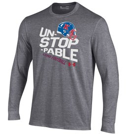 Under Armour Under Armour Boys Perf. Cotton LS Tee - Unstoppable