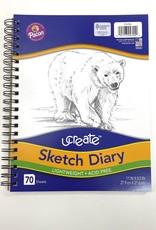 Office Depot Art Sketch Pad