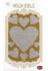 NKJV Sequin Sparkle Bible