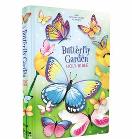 HarperCollins Christian Publishing Butterfly Garden Holy Bible - NIV