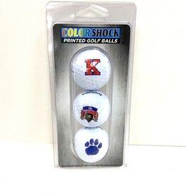 CDI Golf Balls - 3-pk.