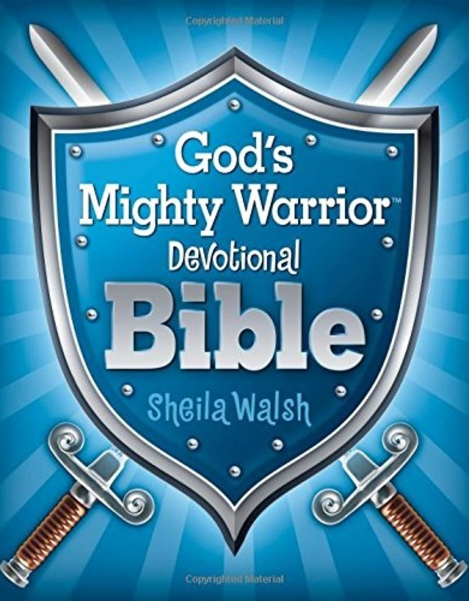 HarperCollins Christian Publishing God's Mighty Warrior Devotion Bible