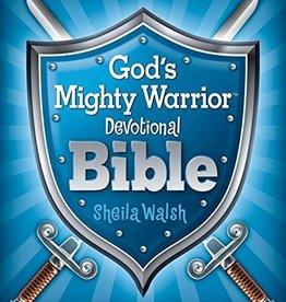 HarperCollins Christian Publishing God's Mighty Warrior Devotion Bible