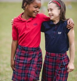 Elderwear Skort - Elementary - Plaid