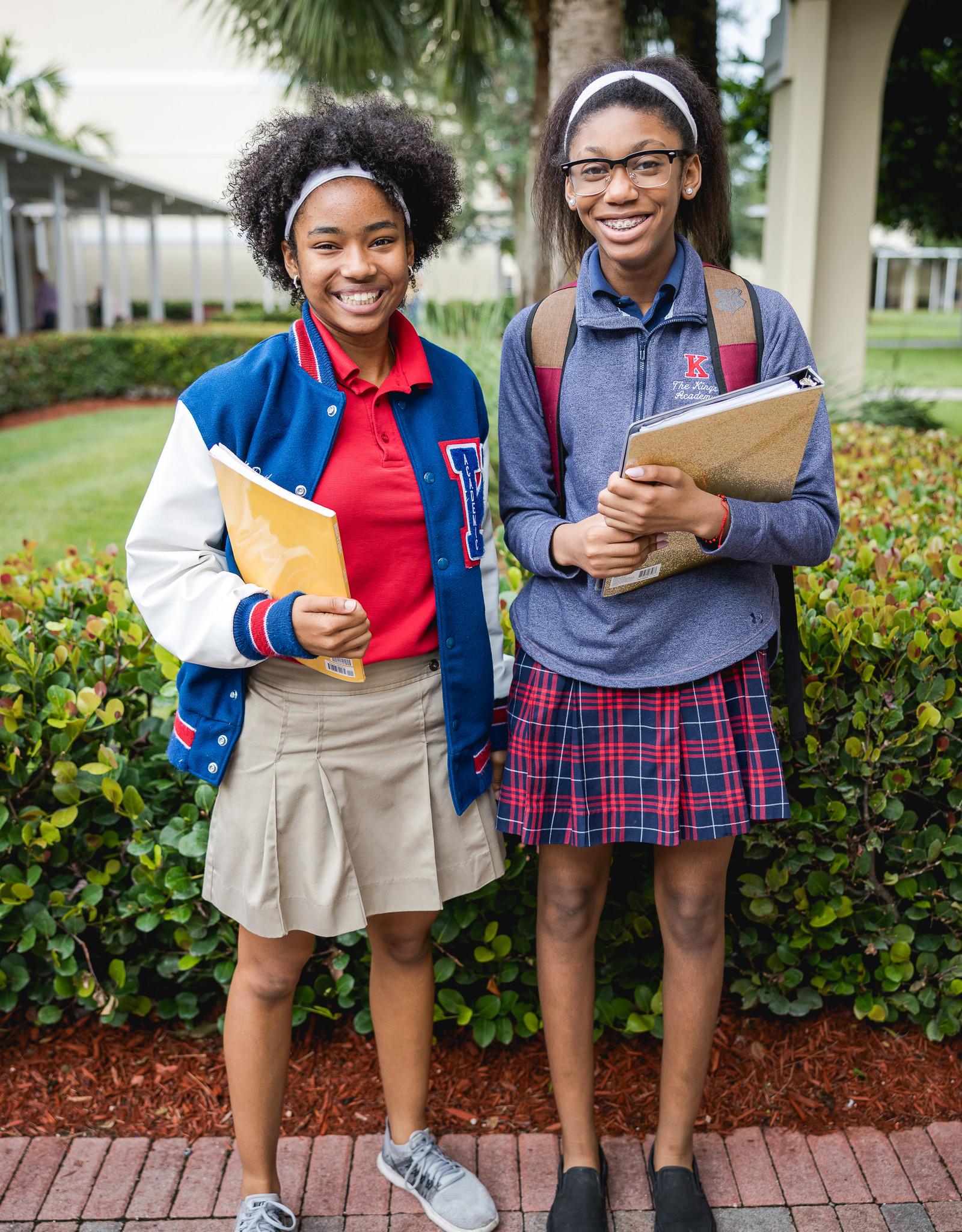 Elderwear High School Skort - Navy or Khaki