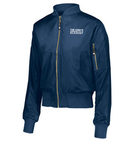 Holloway Holloway Ladies Bomber Jacket - Navy