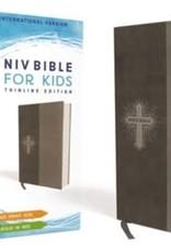 NIV Bible for Kids - Gray