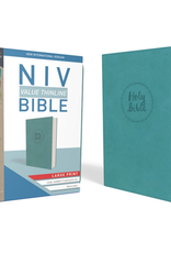 HarperCollins Christian Publishing NIV Thinline Bible - Teal