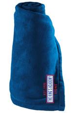 Ouray Sportswear Ouray Fleece Blanket - Royal