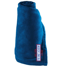 Ouray Sportswear Ouray Fleece Blanket - Royal
