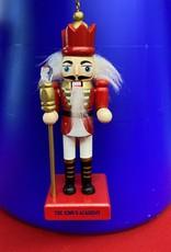 Spirit Nutcracker King Christmas Ornament