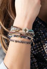 Demdaco Your Journey Bracelet - Turquoise