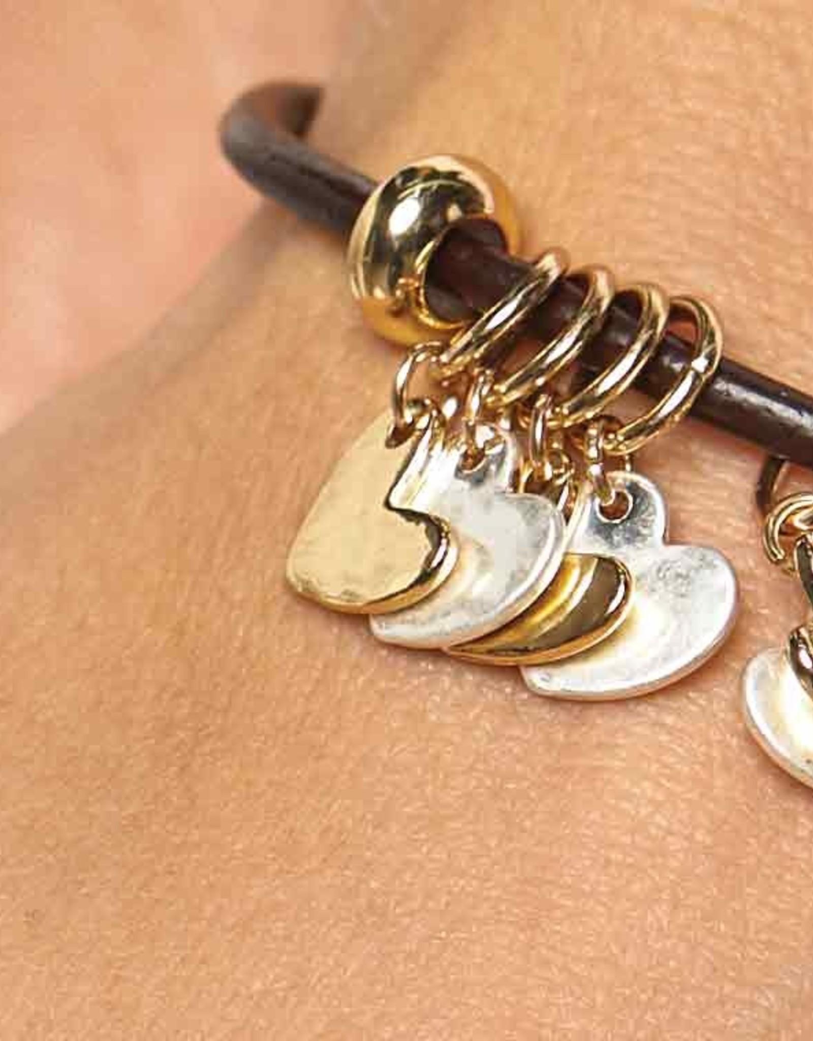 Demdaco Heart Giving Bracelet