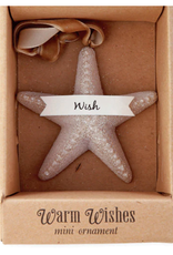 Demdaco Warm Wishes Mini Ornament - assorted