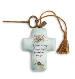 Demdaco Remember Artful Cross