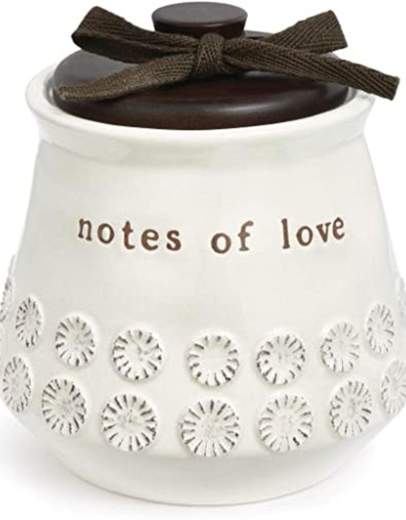 Demdaco Notes of Love Jar