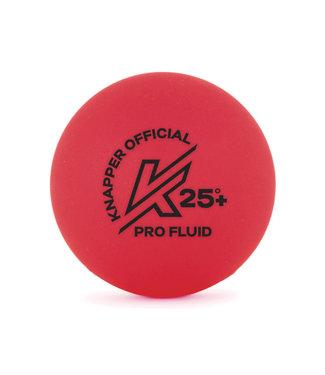 Knapper Red Pro-Fluid Ball