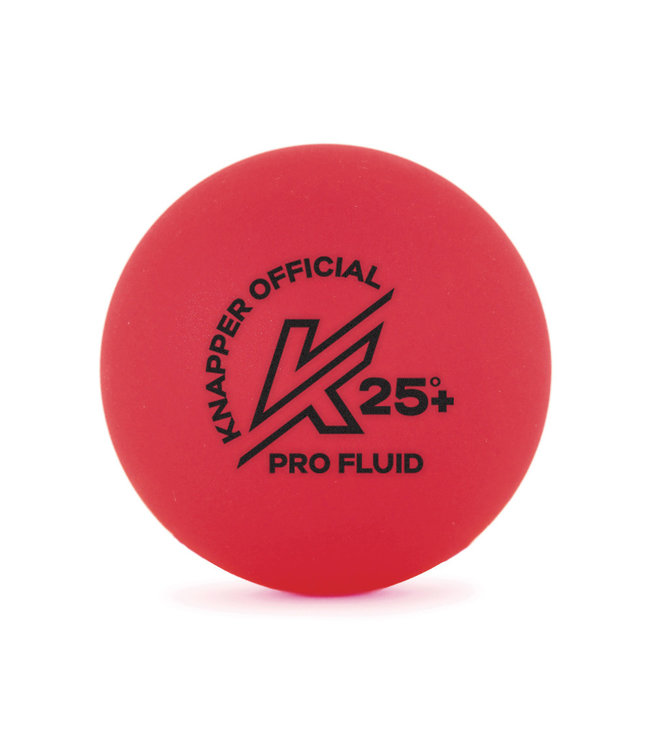 Knapper Balle Pro-Fluid Rouge