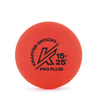 Knapper Balle Pro-Fluid Orange