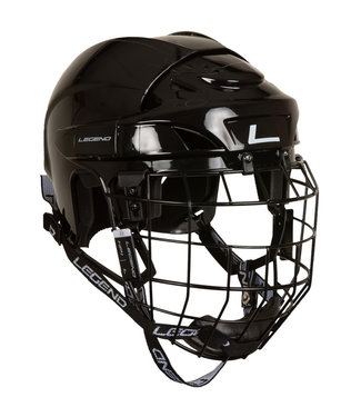 Legend HP1 Ultra-Light Helmet With Ultra-Vision Facemask