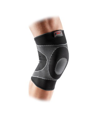 McDavid Level 2 Knee Slv 4 Way Elastic w/Gel Buttress