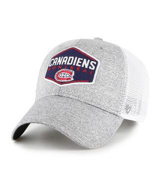 47 Brand Casquette NHL Hitch Contender des Canadiens de Montreal