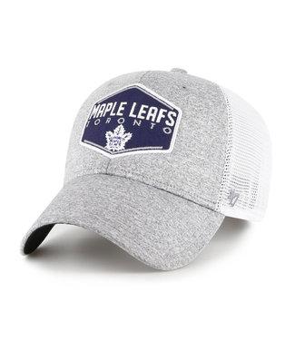47 Brand Casquette NHL Hitch Contender des Maple Leafs de Toronto