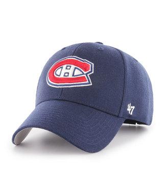 47 Brand Casquette NHL Basic 47 MVP des Canadiens de Montreal