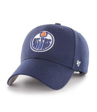 47 Brand Casquette NHL Basic 47 MVP des Oilers d'Edmonton