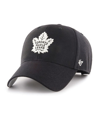 47 Brand NHL Basic 47 MVP Toronto Maple Leafs  Black/White