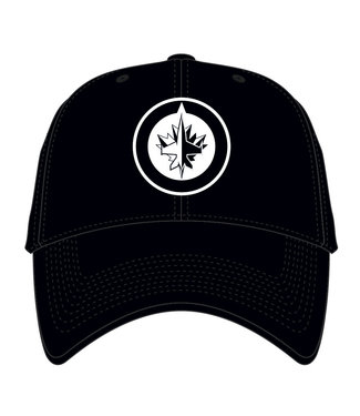 47 Brand Casquette NHL Basic 47 MVP des Jets de Winnipeg Noir/Blanc