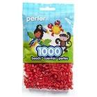 Perler (beads) PRL Red - Perler Beads 1000 pkg