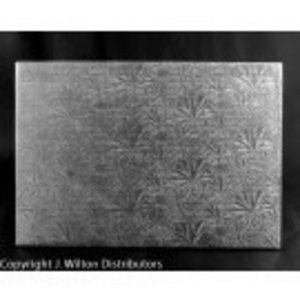 J. Wilton Products . WIJ (DISC) - FOIL COMPRESSED BRD REC 14x20''''